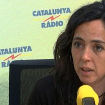 Mònica Roca, de 'Cambra: Eines de País'/ Catalunya Ràdio