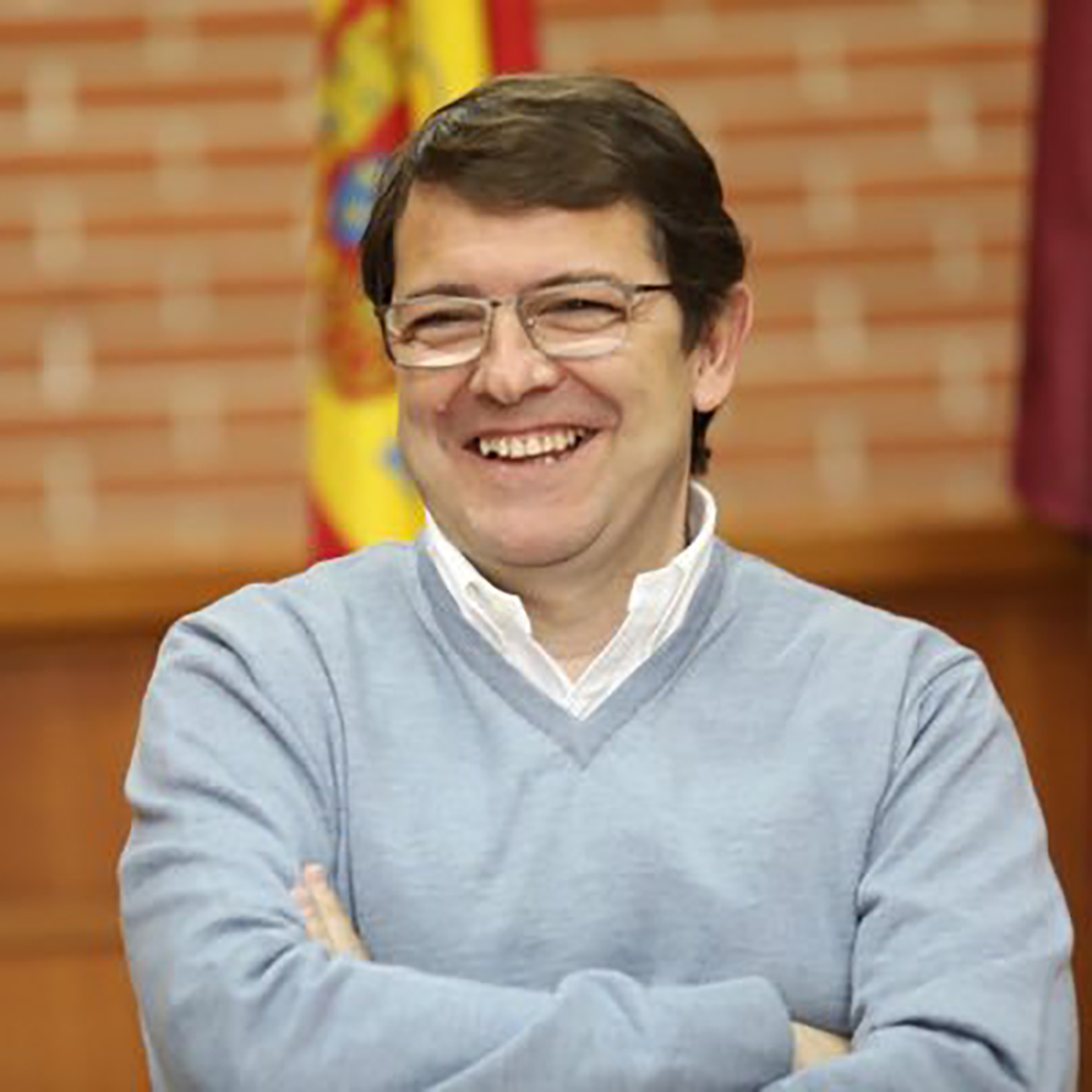 Alfonso Fernández Mañueco/ Twitter @alferma1