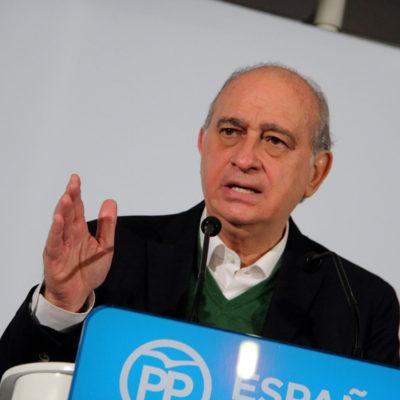 Jorge Fernández Díaz, exministre d'Interior
