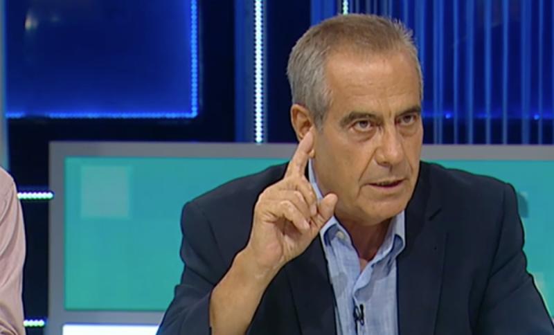 Celestino Corbacho, al 'Tot es Mou' de Tv3