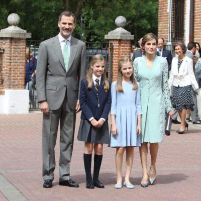 La Familia Real espanyola