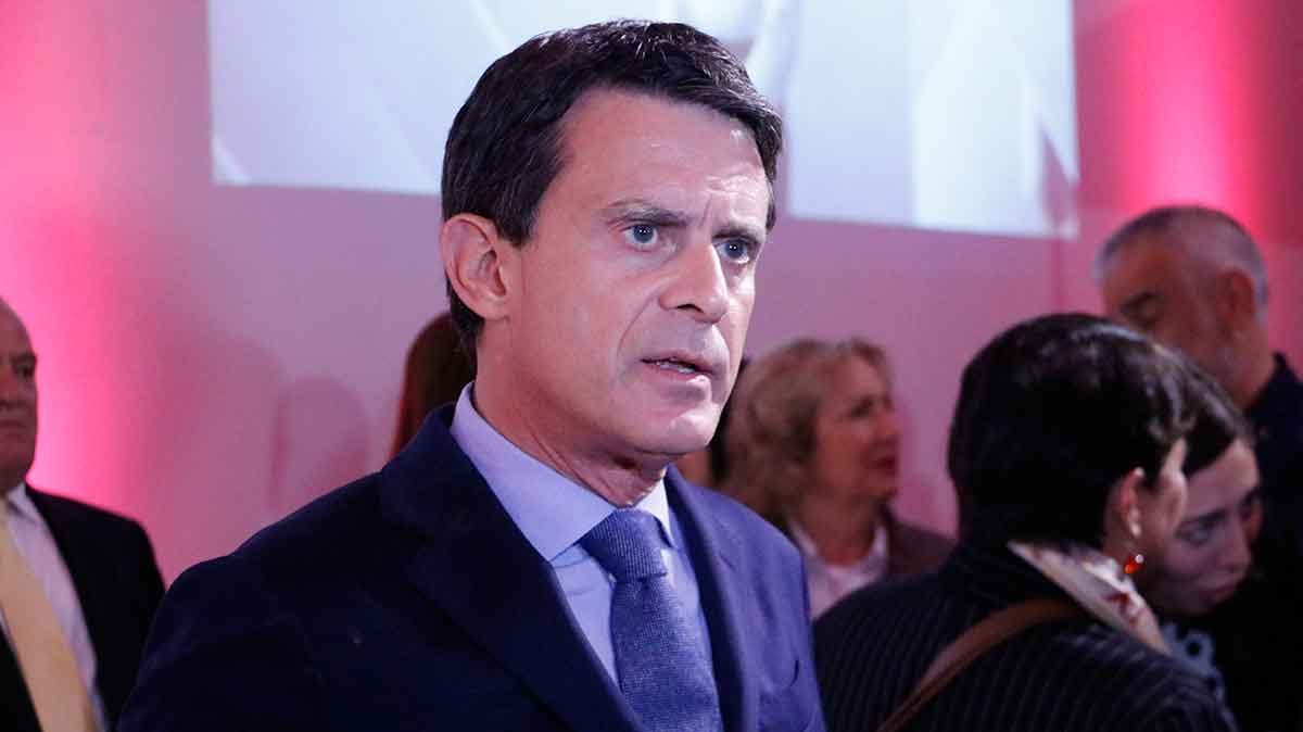 Imatge d'arxiu de Manuel Valls / ACN