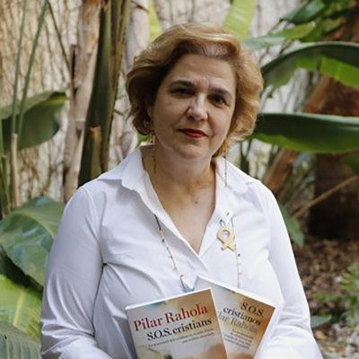 Pilar Rahola, en una imatge d'arxiu