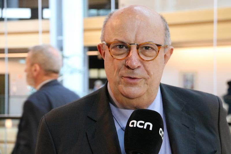 L'eurodiputat Santiago Fisas (PP)