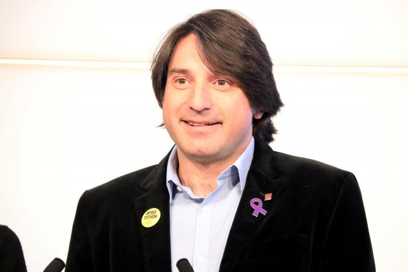 El diputat de JxCat Francesc de Dalmases, en una imatge d'arxiu