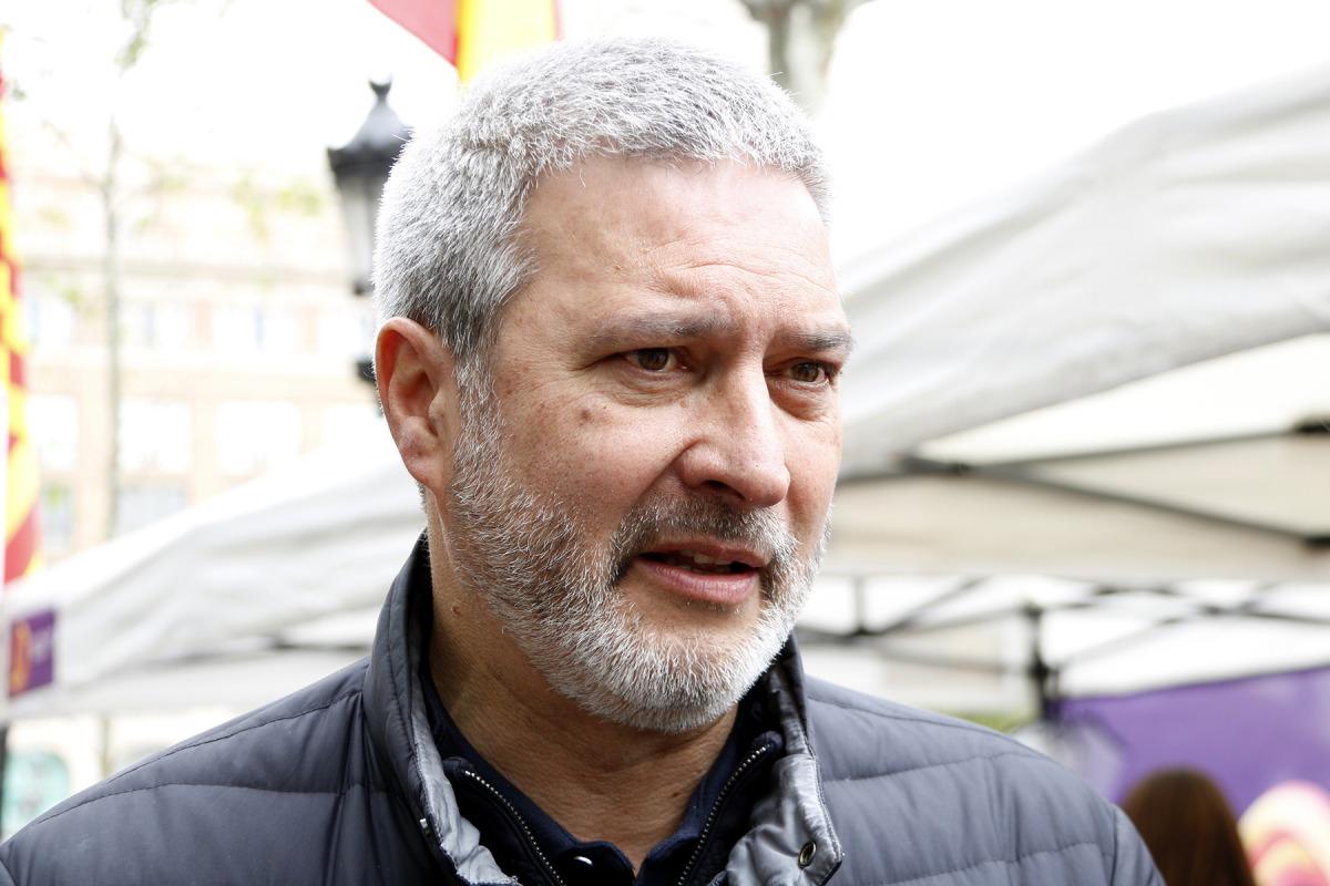 El fins ara president de Societat Civil Catalana, Josep Ramon Bosch