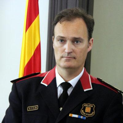 Eduard Sallent, nou cap dels Mossos d'Esquadra en substitució de Miquel Esquius