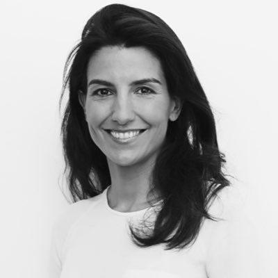 La líder de Vox a Madrid, Rocío Monasterio/Twitter @monasterioR