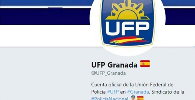 Imatge de la 'Unión Federal de Policía'