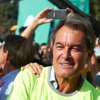 Artur Mas, expresident de la Generalitat, en una imatge d'arxiu / PDeCAT