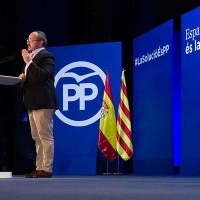 Alejandro Fernández, president del PPC / PP