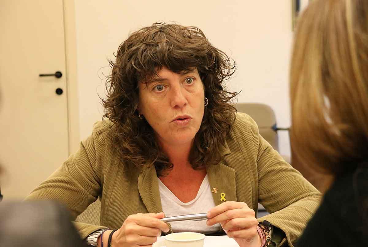 Teresa Jordà, consellera d'Agricultura / ACN