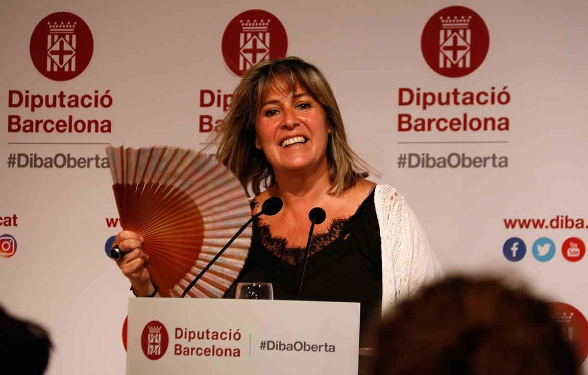 Nuria Marín, presidenta de la Diputació de Barcelona / ACN