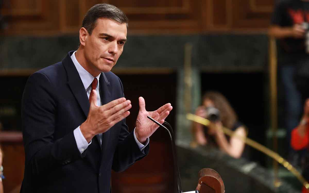 Pedro Sánchez/ PSOE