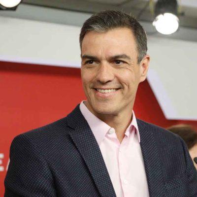 Pedro Sánchez, en una imatge d'arxiu / PSOE