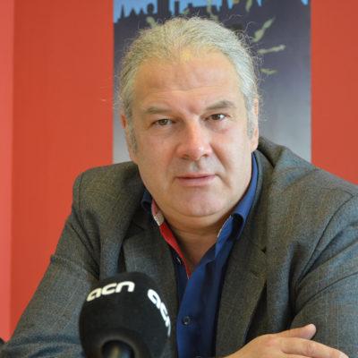 El diputat de Die Linke, Andrej Hunko