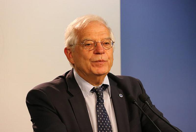 Josep Borrell, en una imatge d'arxiu
