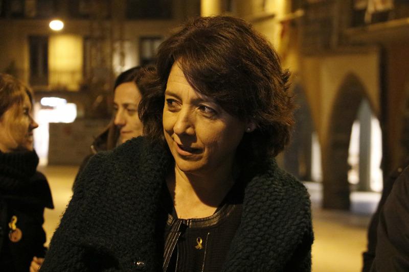 L'alcaldessa de Vic, Anna Erra