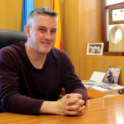 L'alcalde de Calafell en funcions i guanyador de les eleccions municipals amb el PSC, Ramon Ferré