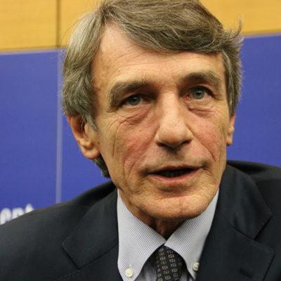 David-Maria Sassoli, president del Parlament Europeu