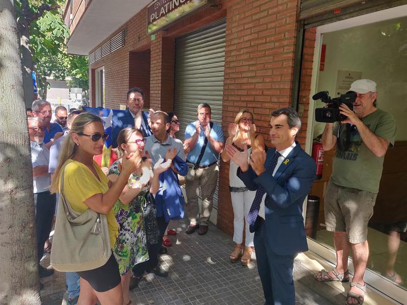 Joan Ramon Casals (PDeCAT) ha declarat aquest dijous davant del jutge
