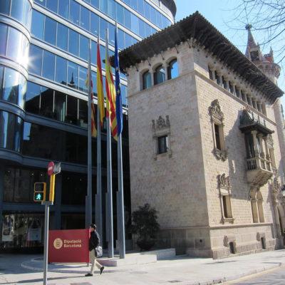 Una imatge de la Diputació de Barcelona