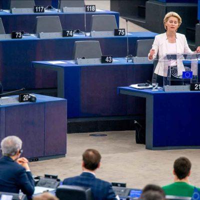 Ursula von der Leyen, presidenta de la Comissió Europea / Flickr