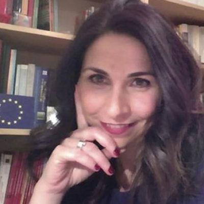 Astrid Barrio, en una imatge d'arxiu/ Twitter
