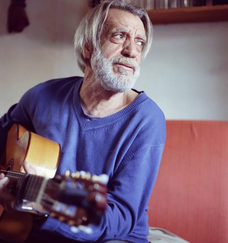 El cantautor Luís Pastor/ Twitter @luispastor52