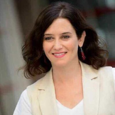 Isabel Díaz Ayuso, presidenta de l'assemblea de Madrid / PP
