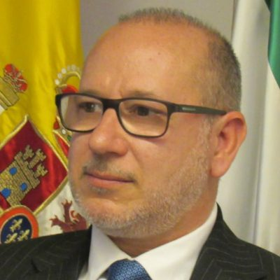 El senador de Vox, Francisco José Alcaraz / Vox