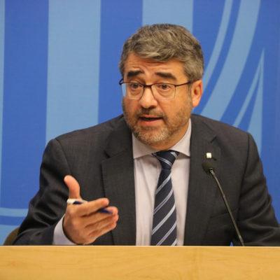 Andreu Joan Martínez, en una imatge d'arxiu