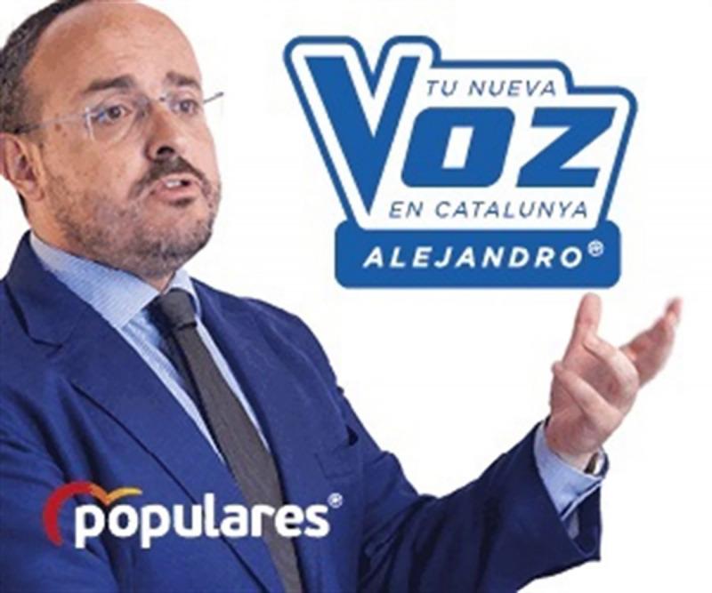 La campanya del PPC amb Alejandro Fernández