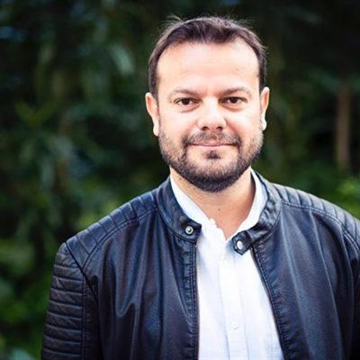 Raúl Camargo, portaveu d'Anticapitalistes