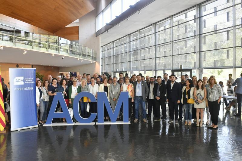 Assemblea de l'ACM celebrada al Palau de Congressos de Girona