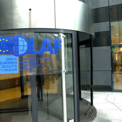 Oficina de l'OLAF, encarregada de lluitar contra la corrupció a la UE en relació als fons europeus