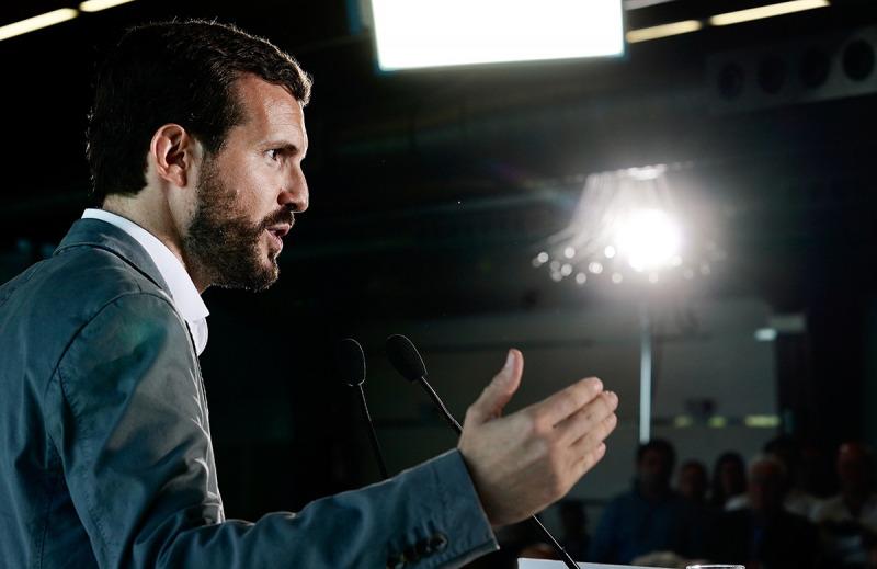 Pablo Casado (PP), en una imatge d'arxiu