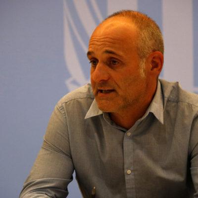 El director de l'Oficina de Drets Civils i Polítics, Adam Majó
