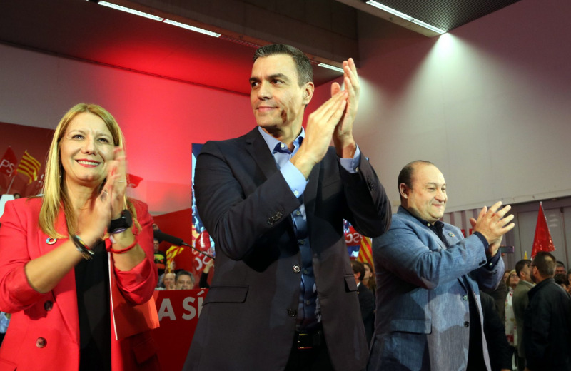Imatge de Pedro Sánchez