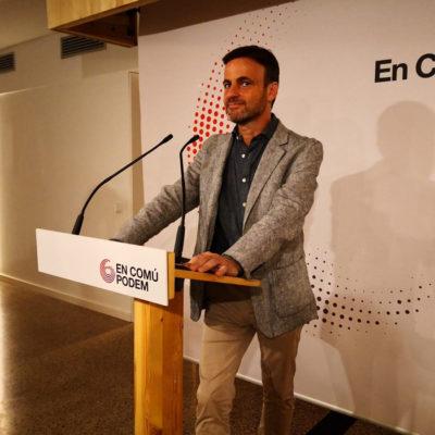 Jaume Asens, en una imatge d'arxiu