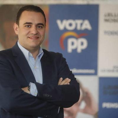 José Miguel González Robles, en una imatge d'arxiu
