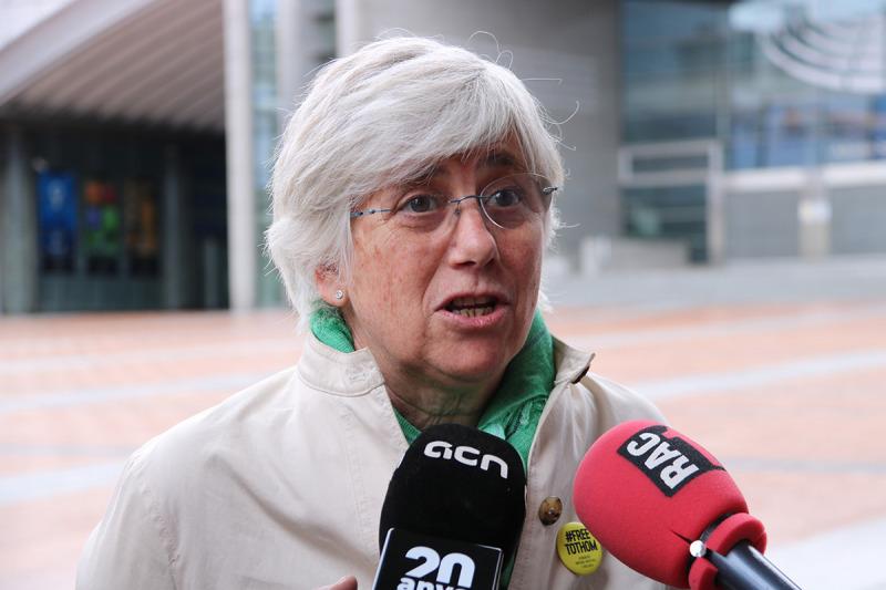 Clara Ponsatí, en una imatge d'arxiu