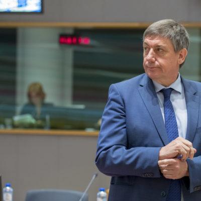 El ministre-president de Flandes, Jan Jambon