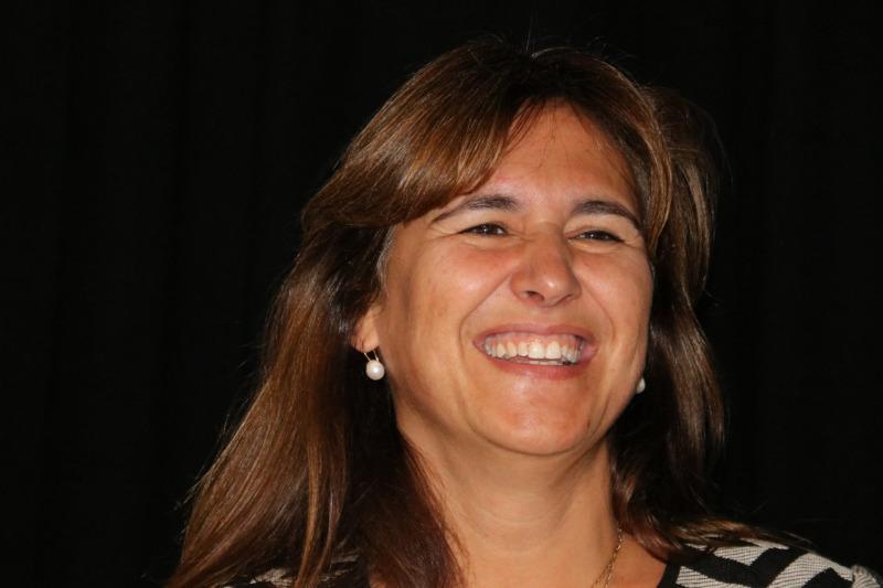 La candidata de JxCat Laura Borràs