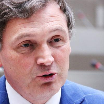 El diputat de l'N-VA al parlament flamenc, Karl Vanlouwe