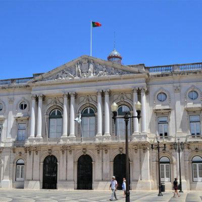 Imatge de l'ajuntament de Lisboa