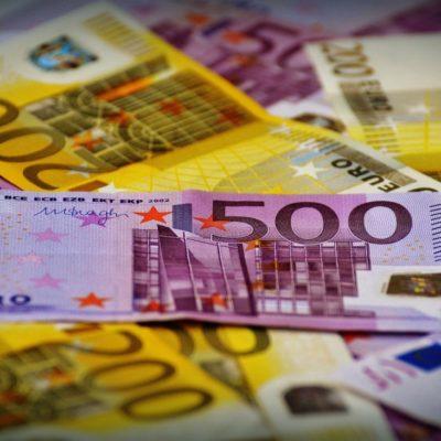 Imatge d'arxiu d'euros