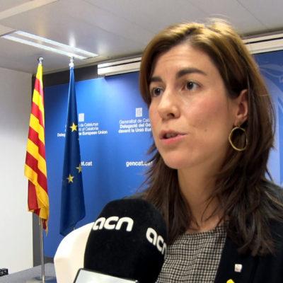 La secretària d'Acció Exterior i de la Unió Europea, Mireia Borrell