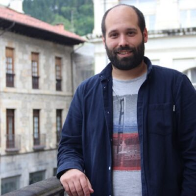 Gorka Artola, alcalde de Bergara / Foto d' Eneko Azkarate, Diario Goiena
