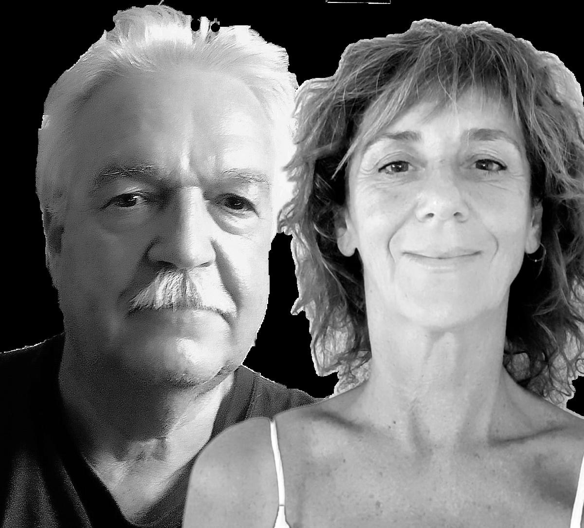 Toni Strubell i Núria Bassa